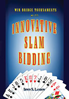 Cover of Innovative Slam Bidding book