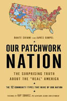 Front cover of Patchwork Nation book