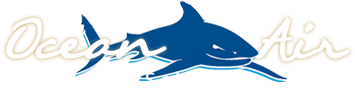 Ocean Air Elementary school logo